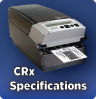 CRx Printer Specifications