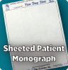 Sheeted Patient Monograph