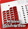 M 30ct Trap Door
