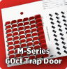 M 60ct Trap Door